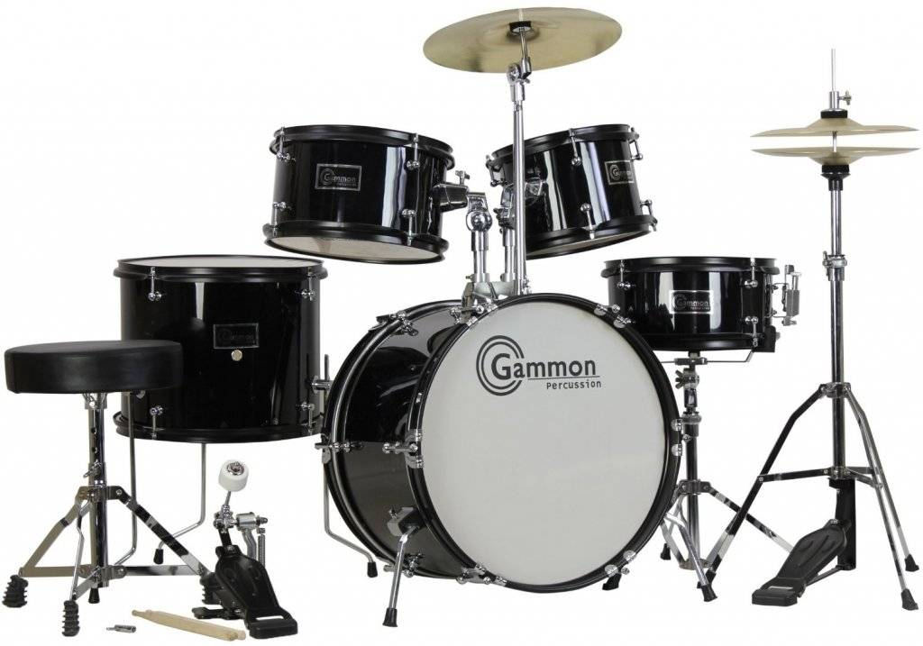 Gammon Drum Set Review Decent Budget Drums That Last