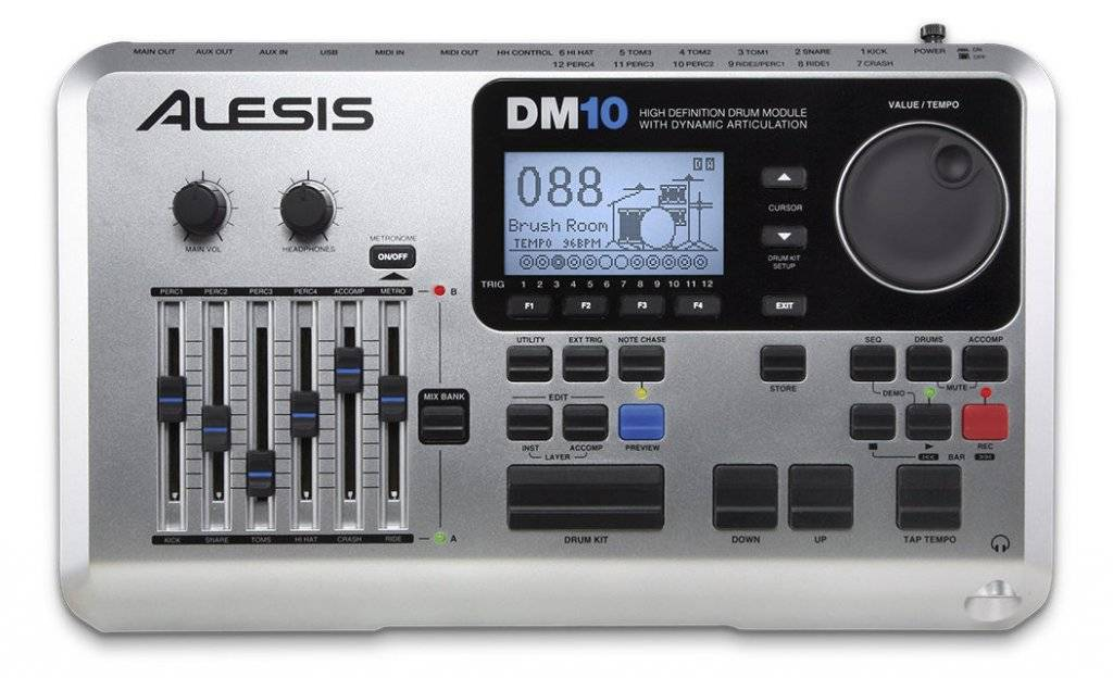 alesis dm10x review