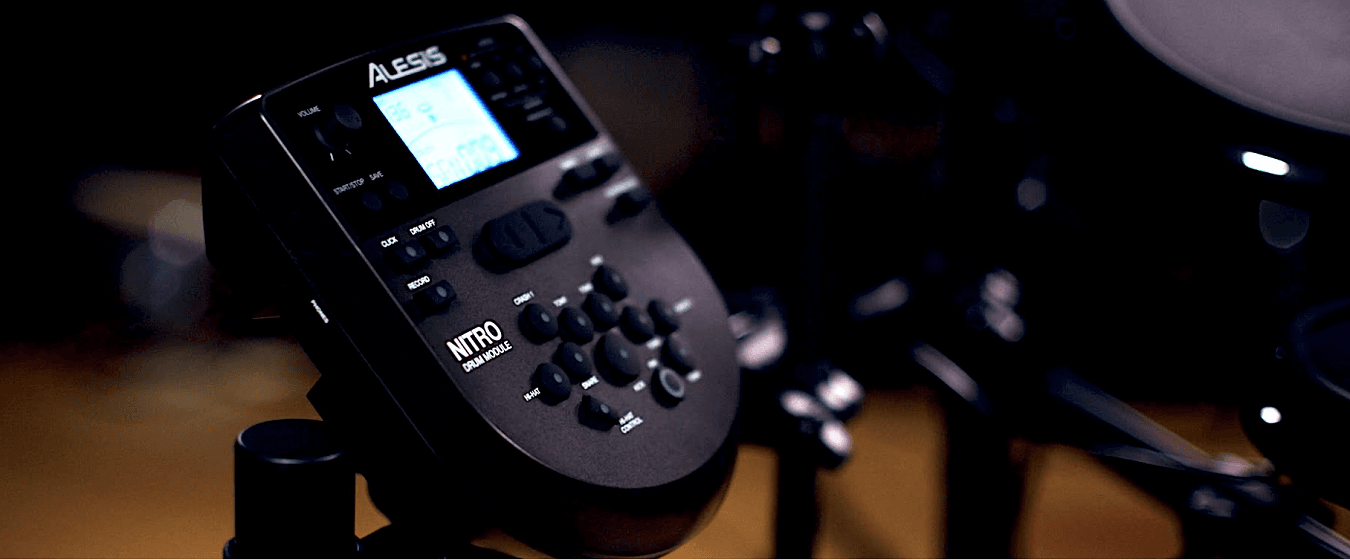 Alesis Nitro Review Of Both Rubber and Mesh Kit - It's All