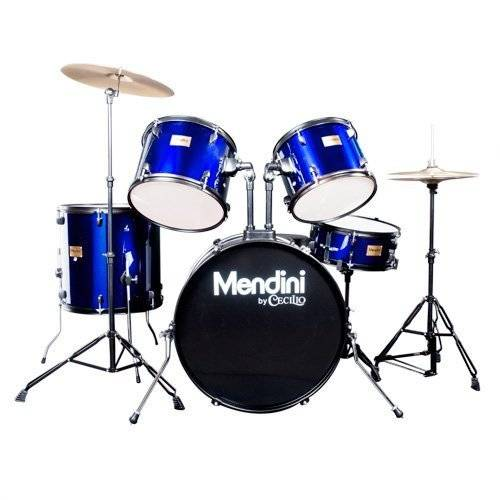 Mendini is the most affordable of all cheap drum sets we've tested