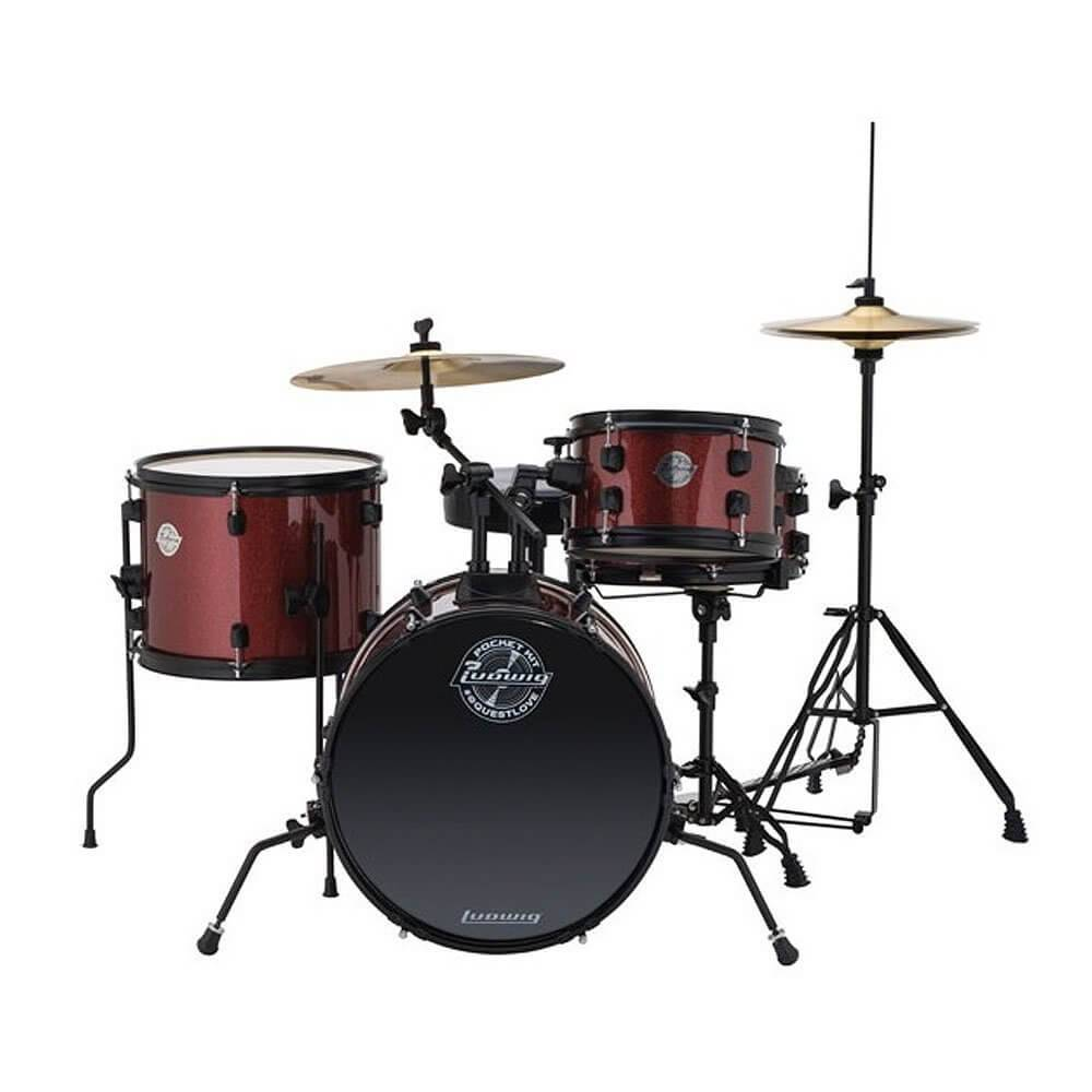 The Questlove Pocket Kit is one of the best drum set for kids.