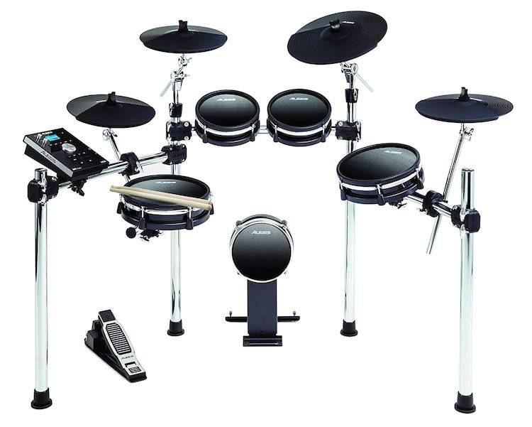 This Alesis DM10 MKII is part of the best electronic drum set reviews.