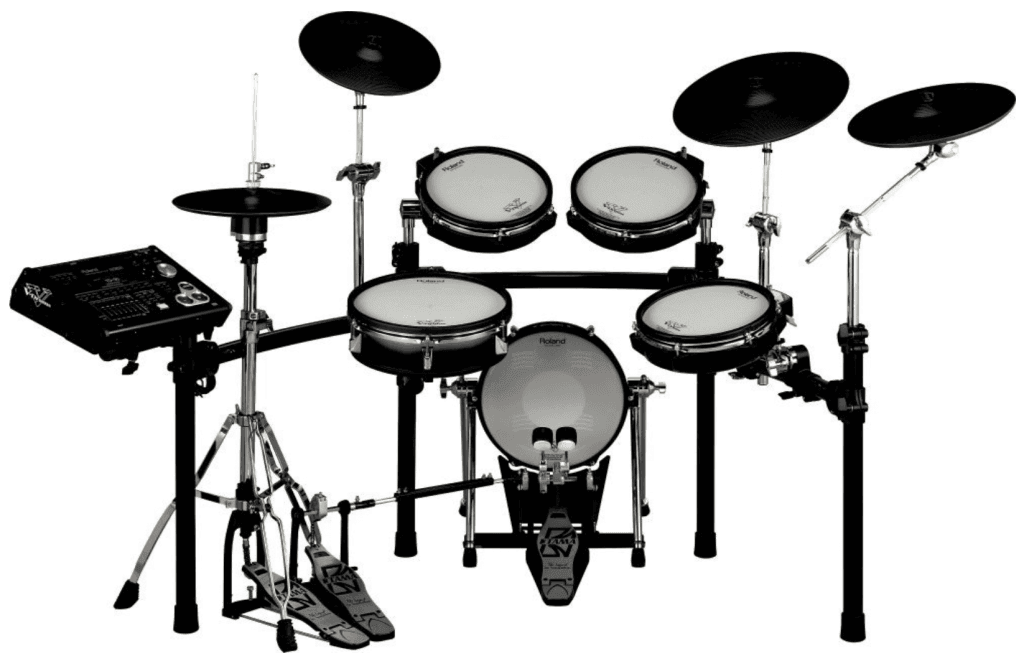 This belongs to the best electronic drum reviews.