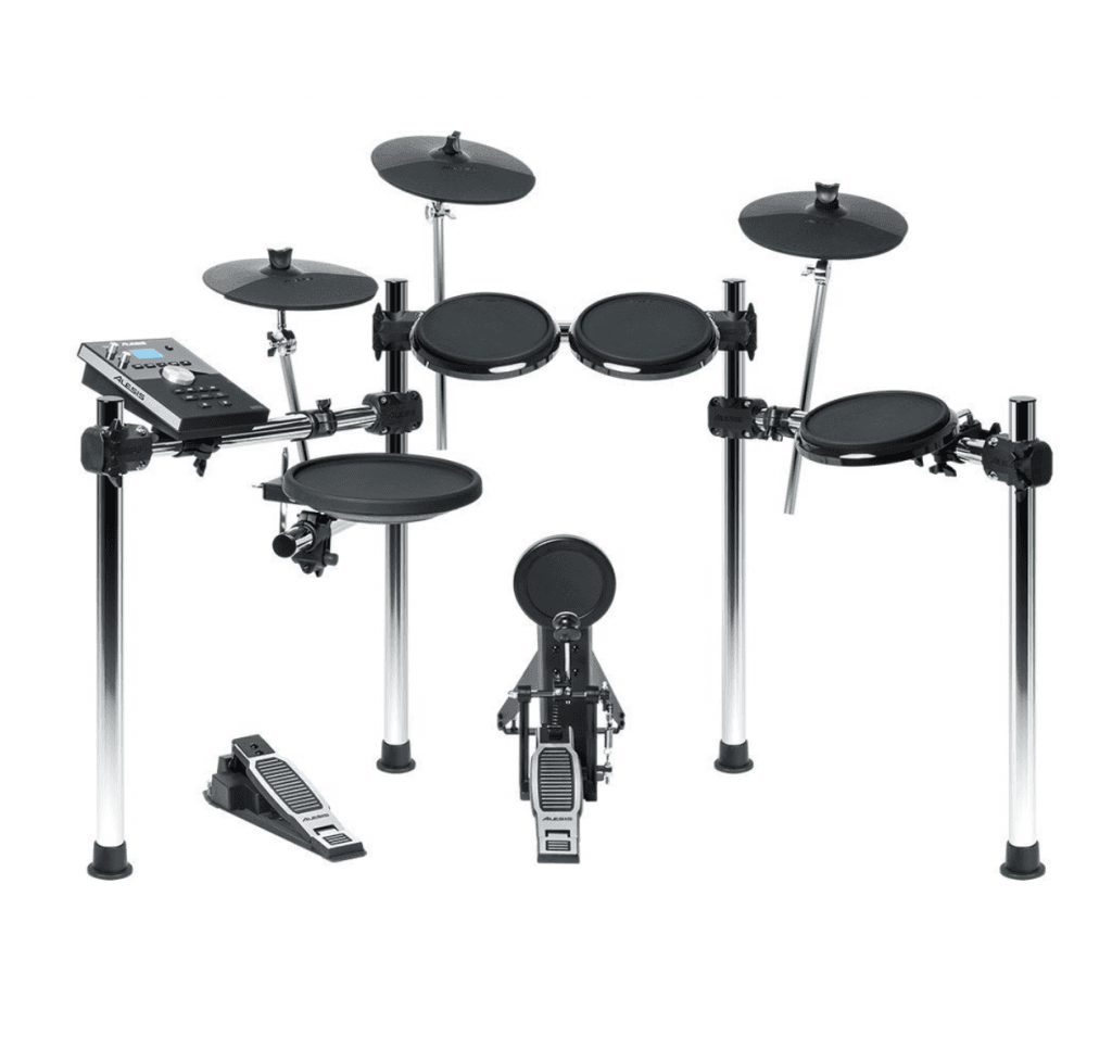 The Alesis Forge is part of the best electronic drums.