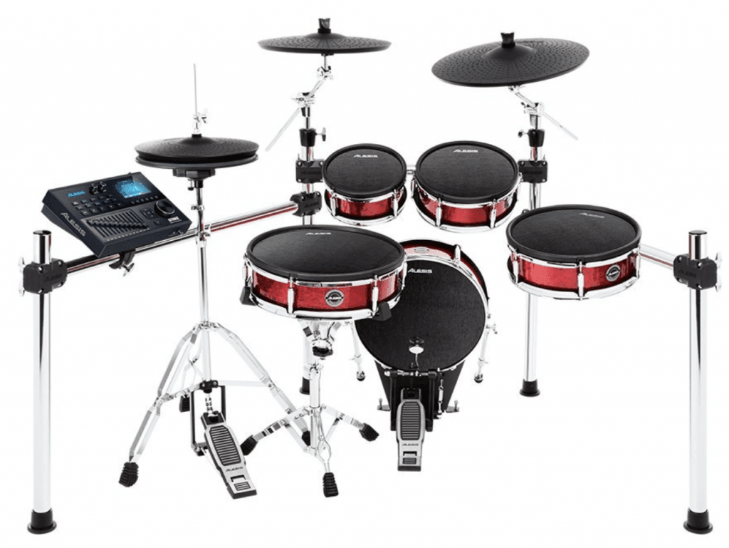 This photo is for the Alesis Strike Pro review