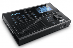 the module as discussed in this alesis strike pro review