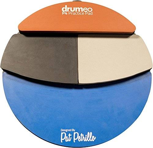 This drumeo practice pad is the best gifts for drummers