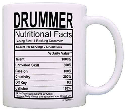 This is a good choice as a gift for drummers