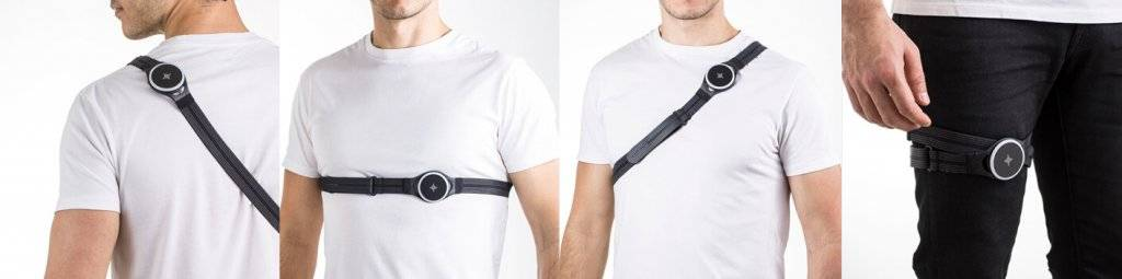 the brand new shoulder strap to make the soundbrenner pulse even more useful for drummers