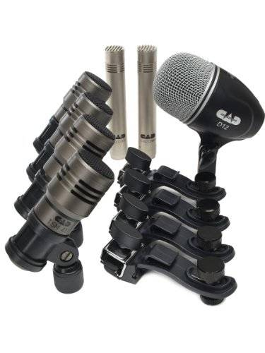 The CAD Audio best drum mic kits