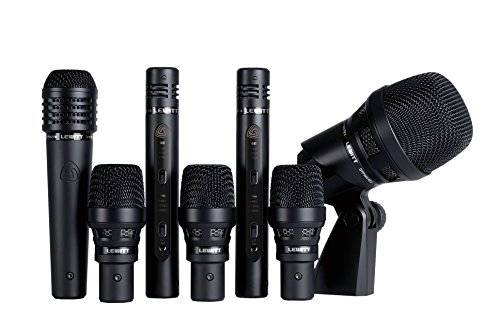 Lewitt best drum mic kits