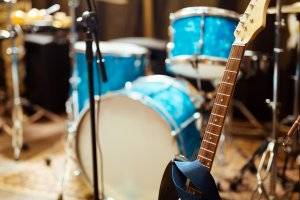Are you trying to choose between drums or guitar?