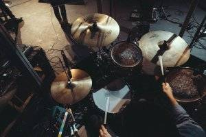 There are no secrets on how to become a better drummer.