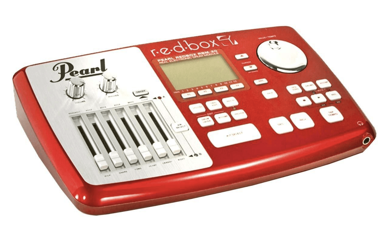 The Pearl E Pro Review talks about the redbox module.