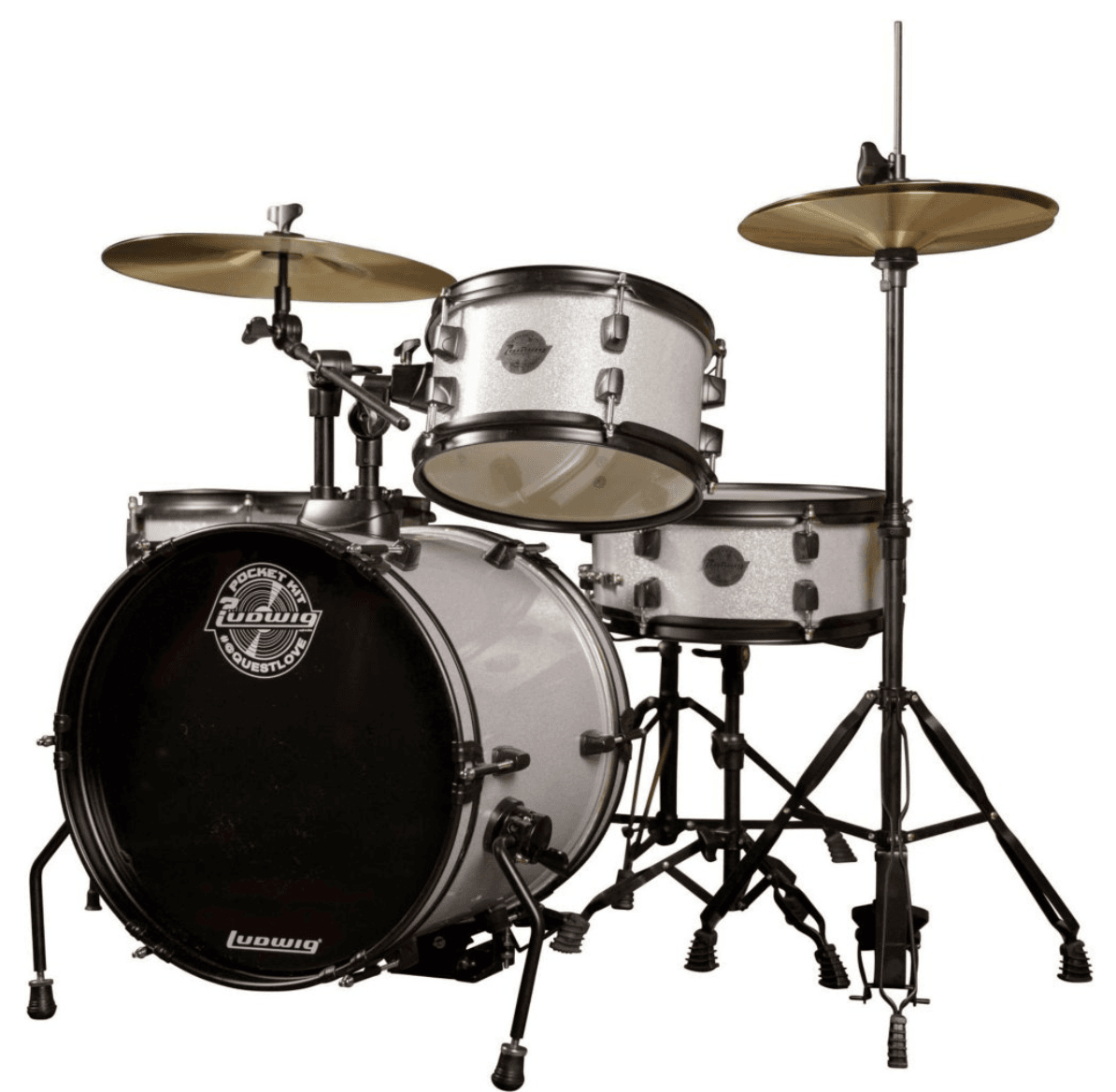 Ludwig Pocket Kit Review