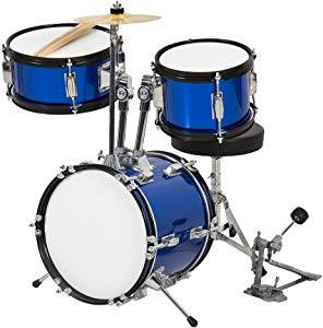 Best Choice 3-Piece Kids Beginner Drum Set