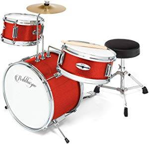 Ashthorpe 3-Piece Junior Drum Set