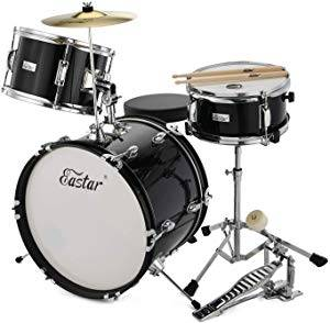 Eastar 3-Piece Kids Drum Set