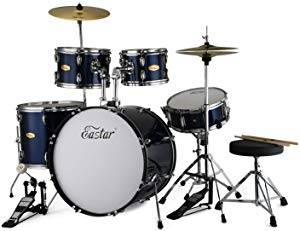 Eastar Teen Drum Set