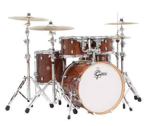 There is also a 5 piece version of the Gretsch Catalina Maple Review