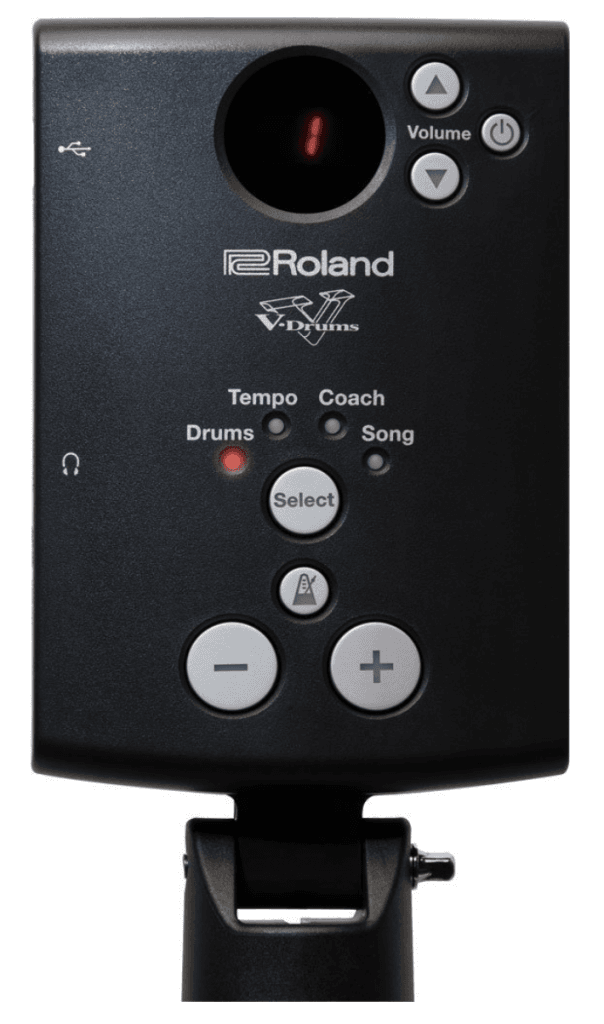 This is the photo of the module for the roland td 1kv review.