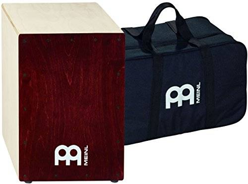The Meinl Cafe model: my best cajon for worship