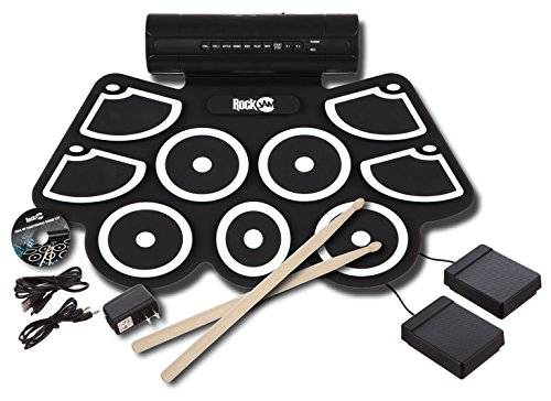 Discover why the RockJam Roll-Up is my best electronic drum pad for beginners