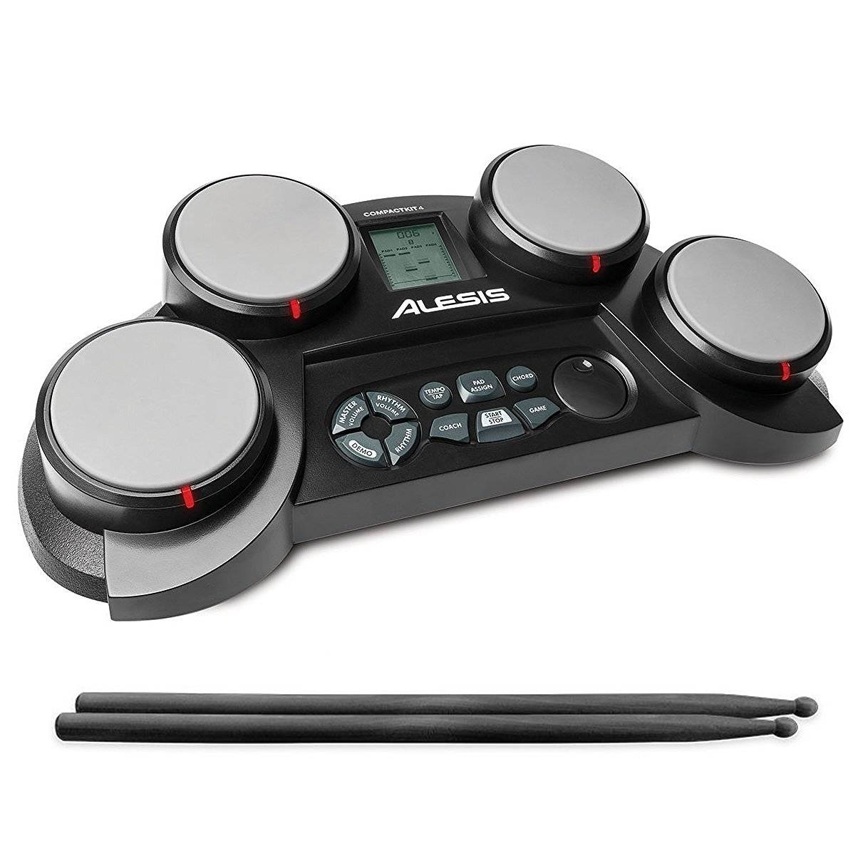 This is how the Alesis Compact Kit performed in my best electronic drum pad review