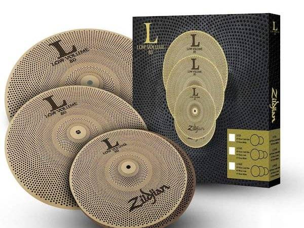 Zildjian L80 & Gen16 Low Volume Cymbals Review: Quiet AND Good?
