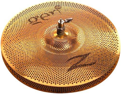 The zildjian gen 16 cymbals also come in hi hat pairs
