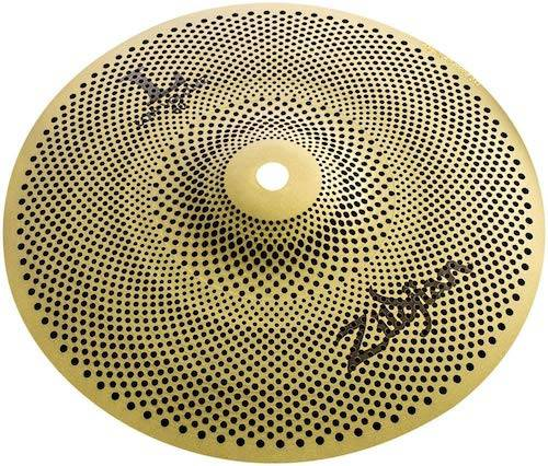 Learn why the zildjian l80 low volume cymbals are punctured with holes
