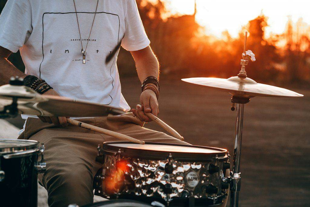 7 Songs to Play Drums to That Will Keep You Fit and Concentrated