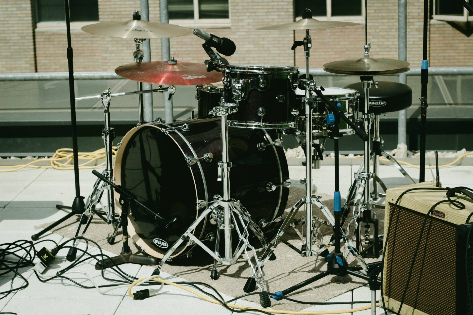How to Set Up a Drum Set - Your Step By Step Guide