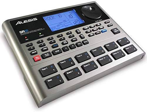 Alesis SR-18 Studio-Grade Standalone Drum Machine