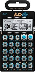 Teenage Engineering PO-14 Sub Bass Synthesizer & Sequencer
