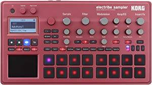 Korg Electribe Sampler Drum Machine