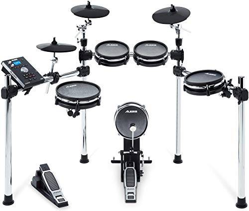 Electronic Drum Set Usb MIDI Home Musicians Foldable Small Roll Up Record New