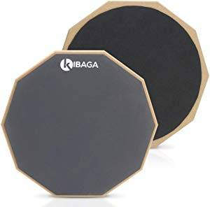 Kibaga Double Sided Drum Pad